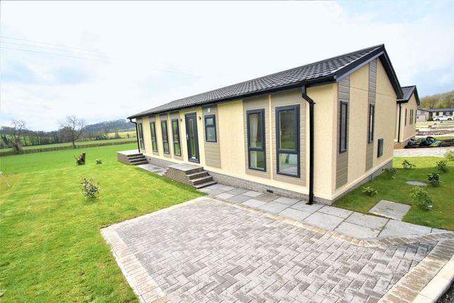 Thumbnail Detached bungalow for sale in Plot 1 Preston Grange, Presthope, Much Wenlock