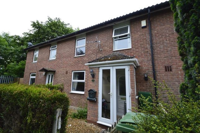 Thumbnail Terraced house to rent in Shaw Road, Shrewsbury