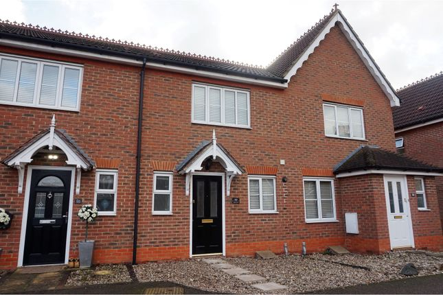 Thumbnail Terraced house for sale in Malkin Drive, Harlow