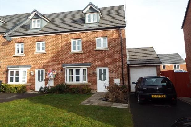 Thumbnail Property to rent in Reedmace Walk, Keele