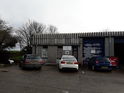 Thumbnail Light industrial to let in Unit 1A, Grampound Road Industrial Estate, Grampound Road, Truro, Cornwall