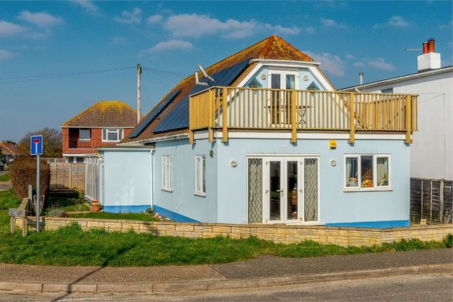 Thumbnail Detached house for sale in East Beach Road, Selsey, Chichester, West Sussex
