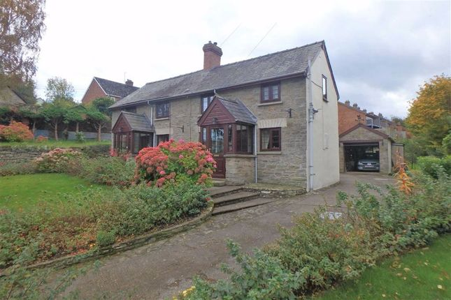 Thumbnail Semi-detached house to rent in Railway Cottages, Hay-On-Wye, Hay-On-Wye, Powys
