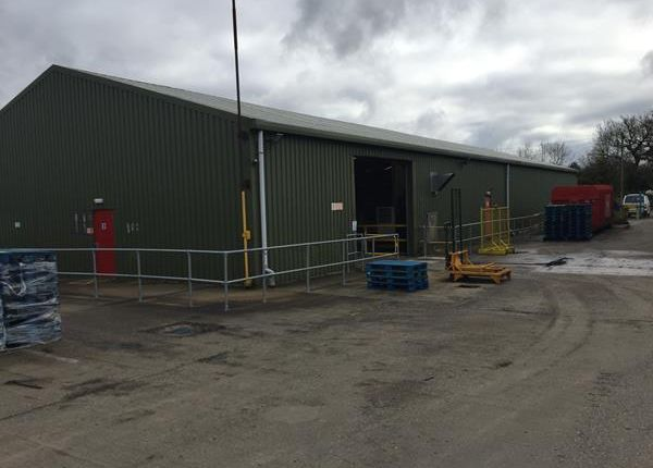Thumbnail Light industrial to let in Dereham Road, Beeston, King's Lynn