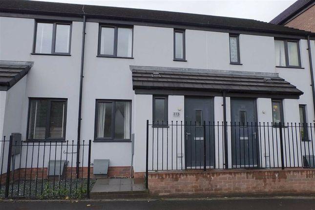 2 bed terraced house to rent in Ffordd Y Milleniwm, Barry, Vale Of Glamorgan CF62