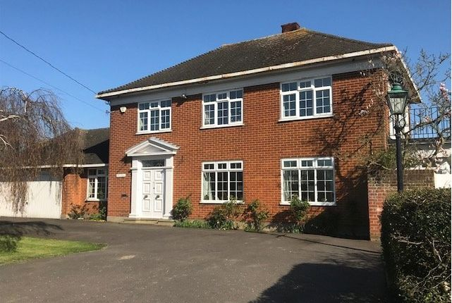 Thumbnail Detached house for sale in Beeches Road, Rawreth, Wickford