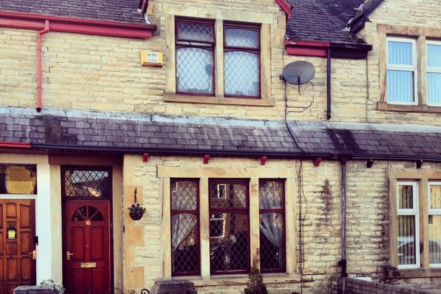 Thumbnail Terraced house to rent in Dryden Street, Padiham
