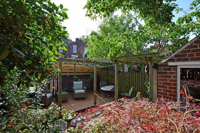 Garden of 5 Swaledale Road Carterknowle, Sheffield S7