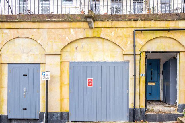 Garage of Royal York Crescent, Clifton, Bristol BS8