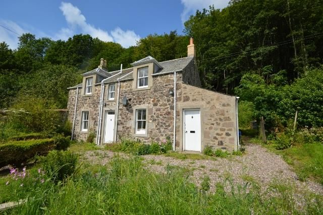 Thumbnail Cottage to rent in Garden House, Glencarse Home Farm, Glencarse