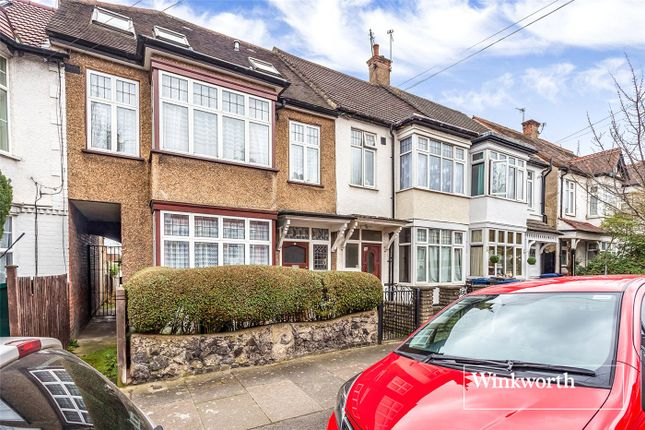 4 bed terraced house for sale in Albert Road, London