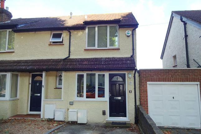 Thumbnail End terrace house for sale in Colston Avenue, Carshalton