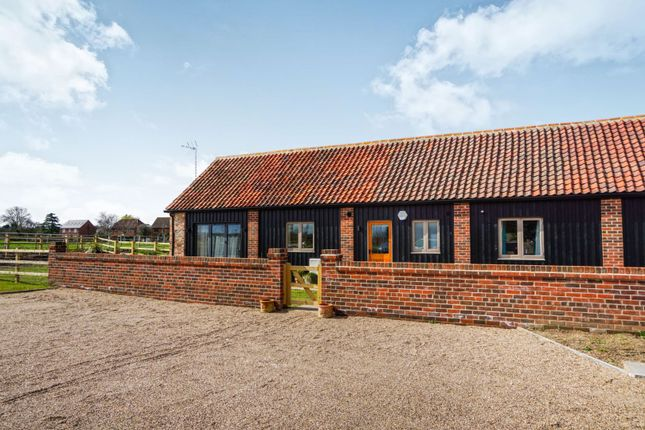 Thumbnail 2 bed bungalow for sale in The Old Cart Shed, Rampton