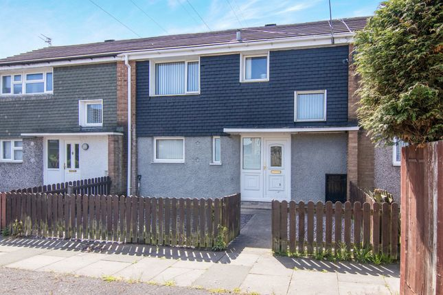 3 bed terraced house for sale in Swaledale Close, Eastham, Wirral