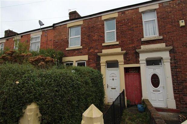 External of Thorn Street, Preston PR1