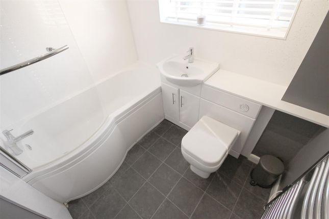 Bathroom of School Lane Close, Norton, Sheffield S8
