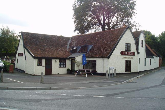 Thumbnail Pub/bar for sale in Ipswich Road, Suffolk