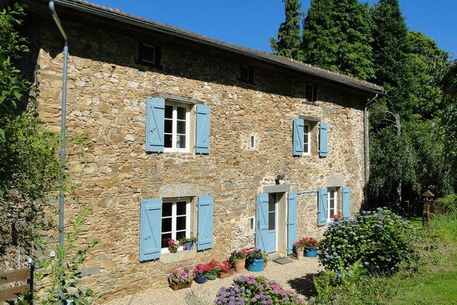 Thumbnail Property for sale in Chalus, Limousin, 87230, France
