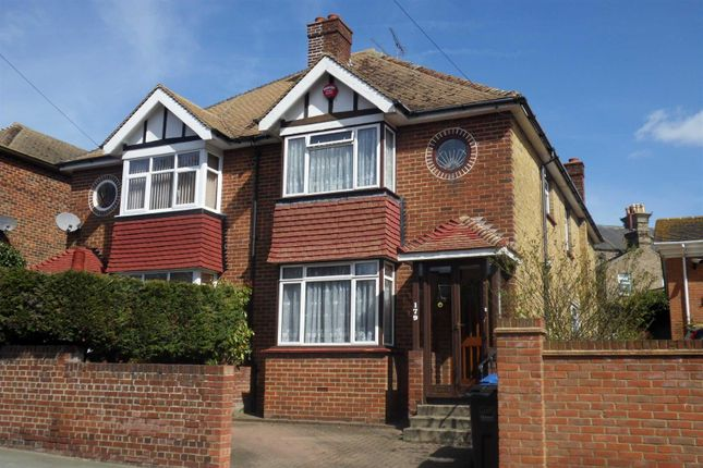 Thumbnail Semi-detached house to rent in Fortuna Court, High Street, Ramsgate