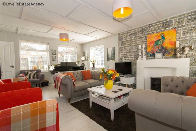 Thumbnail Bungalow for sale in Beechwood Drive, Scotter, Gainsborough