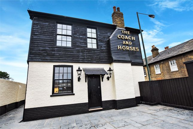Front View of Coach And Horses Court, 35 North Cray Road, Bexley Village, Kent DA5