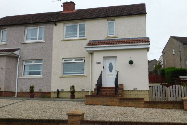 Thumbnail Semi-detached house to rent in North Dryburgh Road, Wishaw