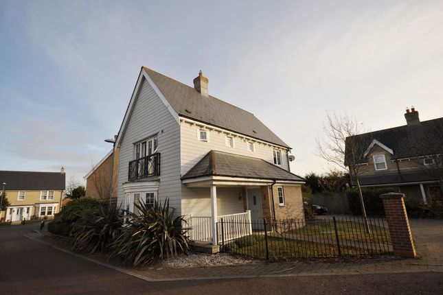 Thumbnail Detached house for sale in Saltings Crescent, West Mersea, Colchester