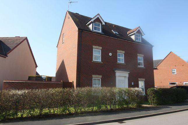 Thumbnail Property to rent in Ten Shillings Drive, Westwood Heath, Canley