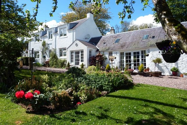 Thumbnail Detached house for sale in Midlem, Selkirk, Borders