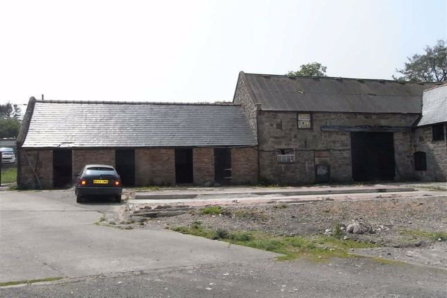 Thumbnail Property for sale in Pentre, Chirk, Wrexham