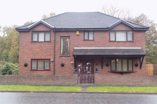 4 bed detached house for sale in St James House, Pyle Road, Pyle, Bridgend.