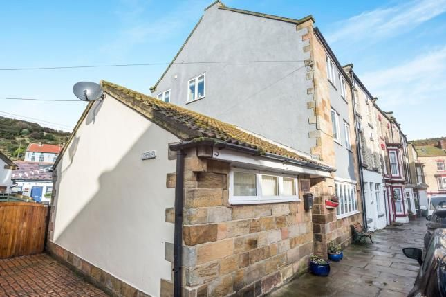 Thumbnail Flat for sale in Beckstone Yard, High Street, Saltburn-By-The-Sea, North Yorkshire