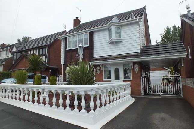 Thumbnail Detached house for sale in Birchdown Avenue, Burslem, Stoke-On-Trent