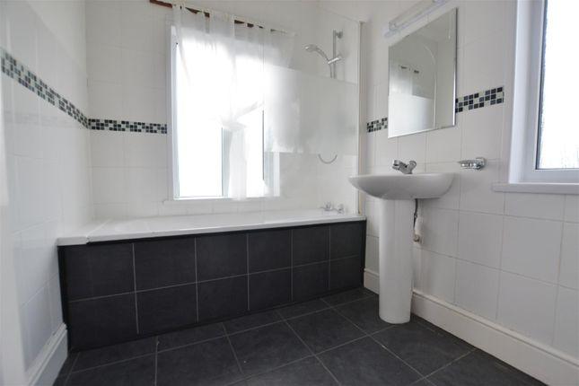 Bathroom of West Street, Rosemarket, Milford Haven SA73