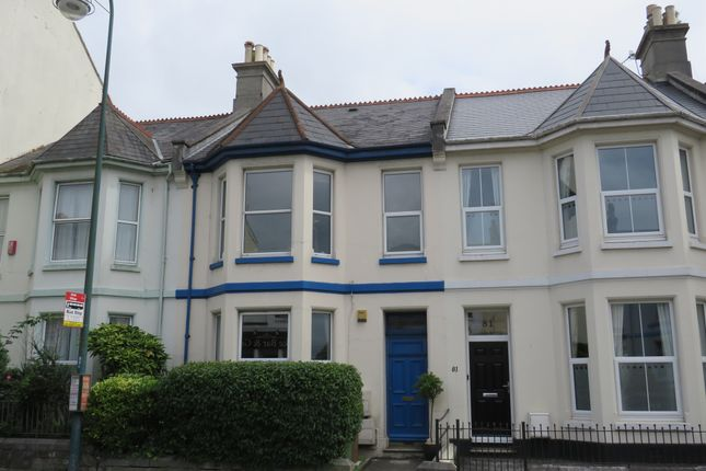 Thumbnail Flat for sale in Devonport Road, Stoke, Plymouth