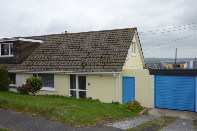 Thumbnail Property to rent in Cannis Road, St. Austell