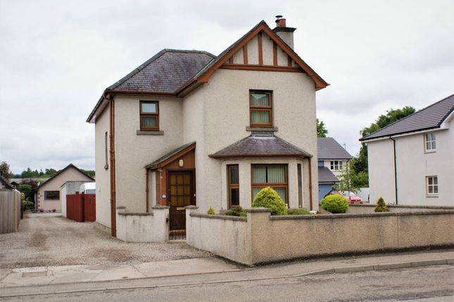 Thumbnail Property for sale in 69A Glenurquhart Road, Inverness