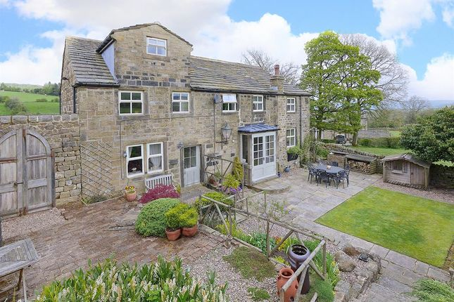 Thumbnail Detached house for sale in Gill Top, Cowling, Keighley