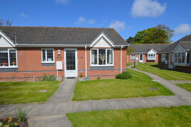Thumbnail Bungalow for sale in Dunkerley Court, Stalham, Norwich