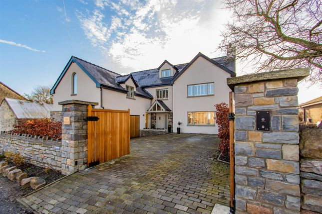Thumbnail Detached house for sale in Penuel Road, Pentyrch, Cardiff