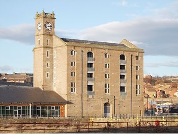 Thumbnail Flat to rent in The Clocktower, Dundee