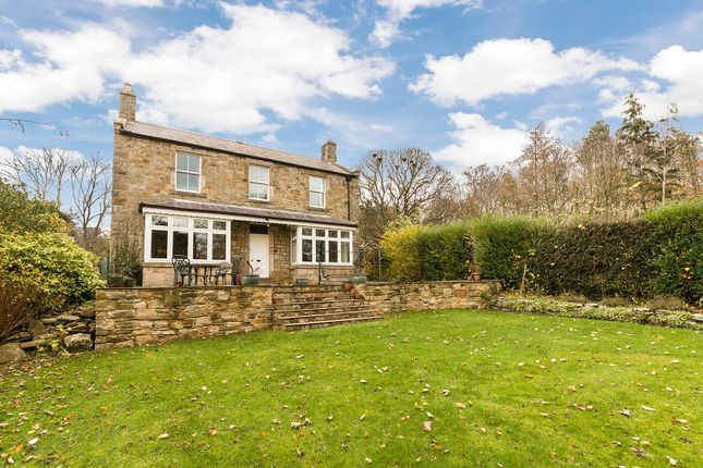 Thumbnail Detached house for sale in The Nook, Oakwood, Hexham, Northumberland