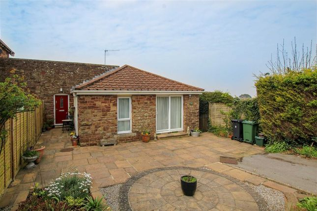 Thumbnail Bungalow for sale in Meadows Close, Portishead, North Somerset