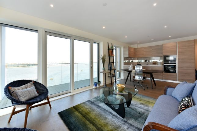 Thumbnail Flat for sale in Norton House, Royal Arsenal Riverside, Woolwich