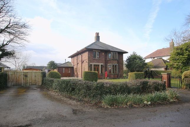Thumbnail Detached house for sale in The Fields, Green Lane, Whitestake