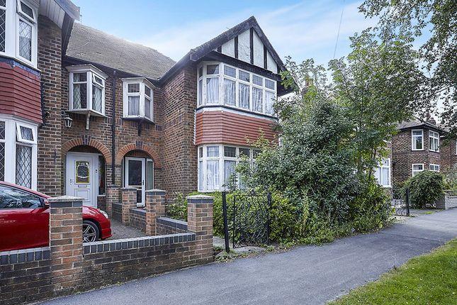 Thumbnail Semi-detached house for sale in Elms Drive, Kirk Ella, Hull