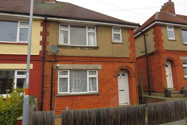 Thumbnail Semi-detached house for sale in Kings Avenue, Higham Ferrers, Rushden