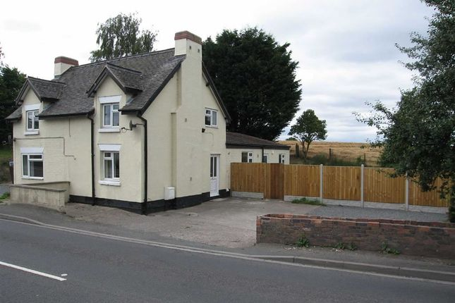 Thumbnail Semi-detached house to rent in Crosshill Cottages, Ellesmere Road, Shrewsbury