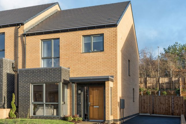"""Thumbnail Semi-detached house for sale in """"The Elder"""" at Mount Ridge, Birtley, Chester Le Street"""