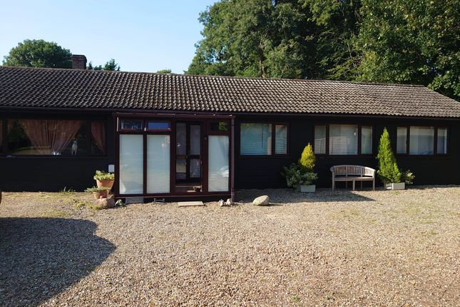 Thumbnail Detached bungalow for sale in Main Road, Fleggburgh, Great Yarmouth